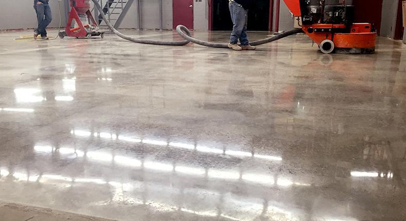 Polished Concrete Contractor Birmingham Al South East
